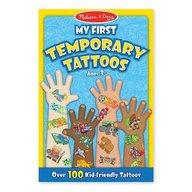 Melissa & Doug Set De Tatuaje Temporare Baieti