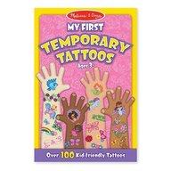 Melissa & Doug Set De Tatuaje Temporare Fetite