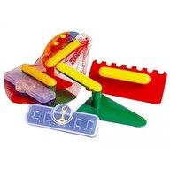 Androni Giocatolli - Set de zidarie pentru copii