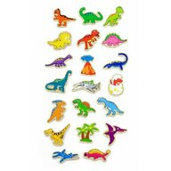 Viga - Set Dinozauri magnetici , 20 buc