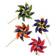 Djeco - Set creativ Moristi de vant cu buline colorate