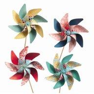 Djeco - Set DIY, moristi de vant, modele cu flori