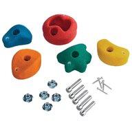 KBT - Set de escalada mediu, 5 culori