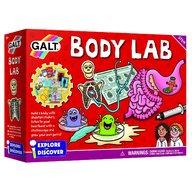 Galt - Set experimente Corpul uman