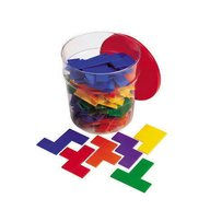 Learning Resources - Set forme geometrice Pentomino