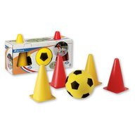 Androni Giocatolli - Set fotbal cu jaloane
