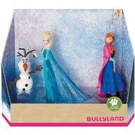 Bullyland - Set figurine Elsa, Anna si Olaf Disney Frozen