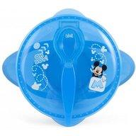 Set hranire pentru calatorii Mickey Mouse Lulabi 7966300