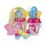 Androni Giocattoli - Set jucarii de nisip in rucsac My Little Pony