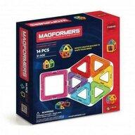 Clicstoys - Set de constructie Magnetic , Magformers , 14 piese