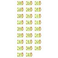 Viga - Set magnetic Litere mici , Pentru scriere