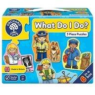 Orchard Toys - Set mai multe puzzle Meserii, 18 piese