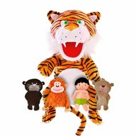 Fiesta Crafts - Set Marionete Cartea Junglei