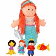 Fiesta Crafts - Set Marionete Mica Sirena