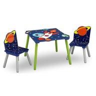 Delta Children - Set masuta si 2 scaunele Astronaut