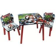 Global - Set masuta si 2 scaunele Avengers