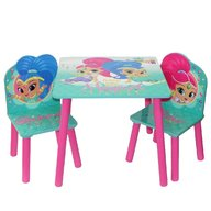 Global - Set masuta si 2 scaunele Shimmer & Shine