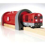 BRIO - Set Metrou pe sine