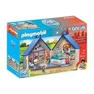Playmobil - Set mobil restaurant