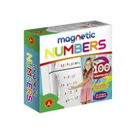 Alexander Toys - Set de numere Magnetice , Pentru frigider