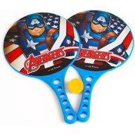 Seven - Set Palete cu Minge Captain America