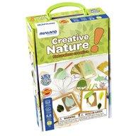 Miniland - Set pentru creatie Natura
