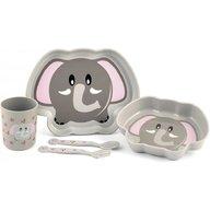 Set pentru masa 5 piese Elefant Lulabi 7972995