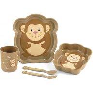 Lulabi - Set pentru masa 5 piese Maimutica