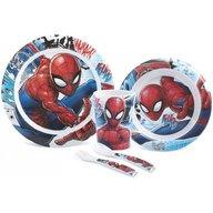 Lulabi - Set pentru masa melamina 5 piese Spider-Man