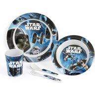Lulabi - Set pentru masa melamina 5 piese Star Wars Rogue One