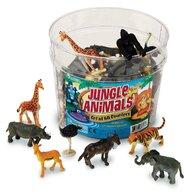 Learning Resources - Set pentru sortat - Animalute din jungla