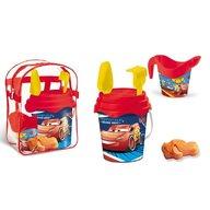 Mondo - Set plaja Cars cu ghiozdanel pentru copii