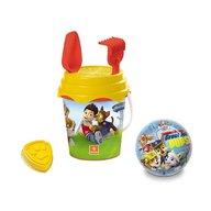 Mondo - Set plaja cu minge Paw Patrol pentru copii