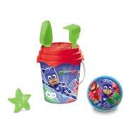 Mondo - Set plaja cu minge PJ Masks pentru copii