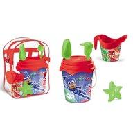 Mondo - Set plaja PJ Masks cu ghiozdanel pentru copii