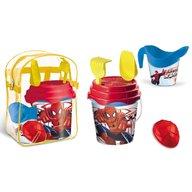 Mondo - Set plaja Spiderman cu ghiozdanel pentru copii