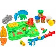 Globo kidea - Set Plansa cu dinozauri