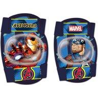 Seven - Set protectie Cotiere Genunchiere Avengers  SV9062