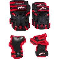 Seven - Set protectie Skate Cotiere Genunchiere si Incheieturi Spiderman  SV9067