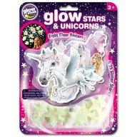 Abtibilduri reflectorizante Unicorni si stele