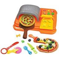 Simba - Set Art and Fun Pizza Dough cu 14 accesorii