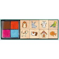 Moses - Set stampile Animalute domestice