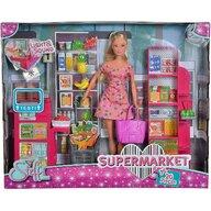 Simba - Papusa Steffi Love La supermarket