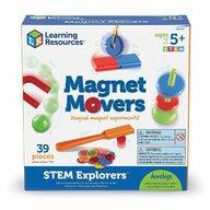 Learning Resources - Set Stem Magie cu magneti