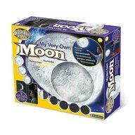 Brainstorm - Set STEM - Modelul Lunii cu telecomanda