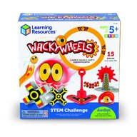 Learning Resources - Set Stem wacky wheels