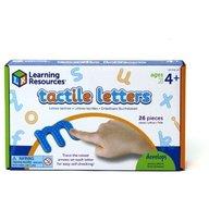 Learning Resources - Set tactil Litere