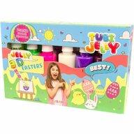 Tuban - Set Tubi Jelly cu 6 culori - Pasti  TU3325