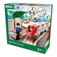 BRIO - Set Tren , De calatorie