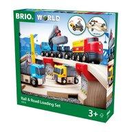 BRIO - Set Tren , De incarcare